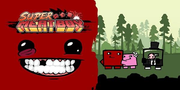Игра Super MeatBoy