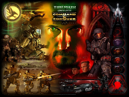 Серия Command and Conquer