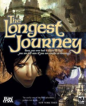Игра The Longest Journey