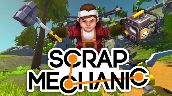 Игры похожие на Scrap Mechanic