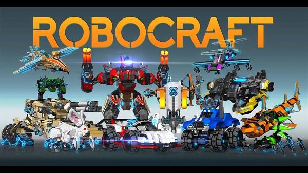 Игры похожие на Robocraft