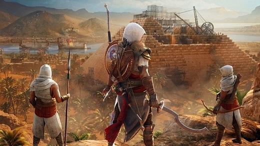 Игра Assassin's Creed: Origins