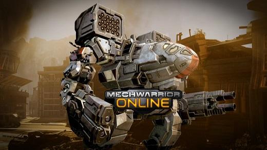 Игра MechWarrior Online