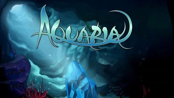 Игра Aquaria