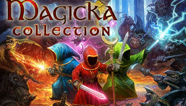 Серия игр Magicka