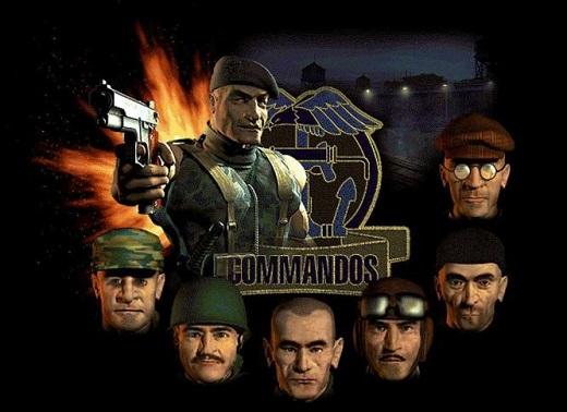 Игра Commandos