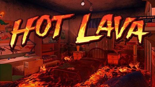Игра Hot Lava
