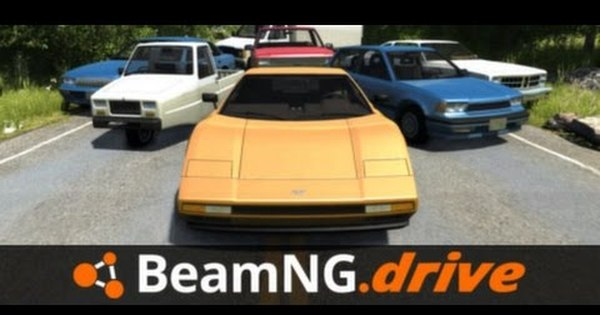 Игра BeamNG.drive