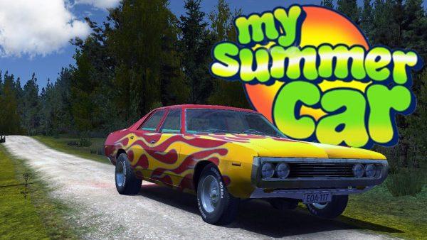 Список игр похожих на My Summer Car