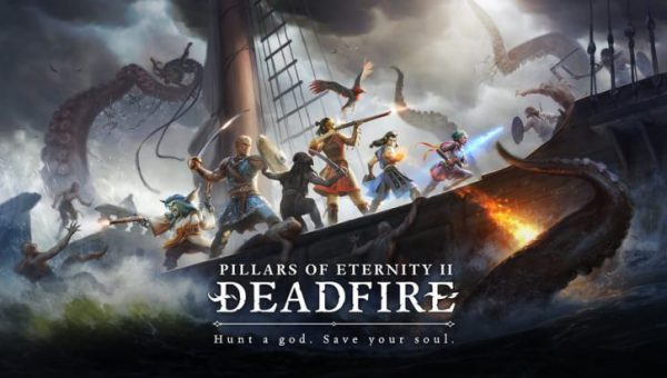 Серия игр Pillars of Eternity