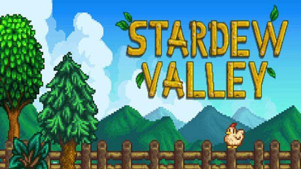 Игра Stardew Valley