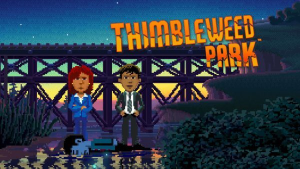 Игра Thimbleweed Park