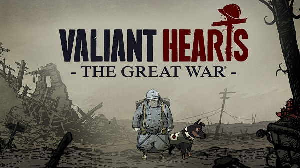Игра Valiant Hearts: The Great War