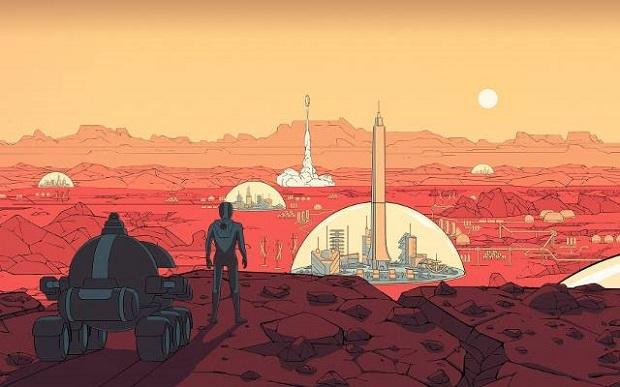 Игра Surviving Mars