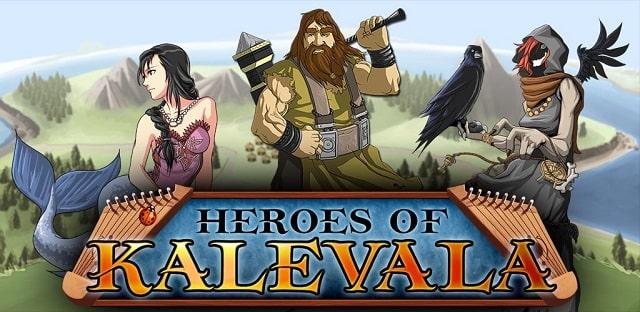 Игра Heroes of Kalevala
