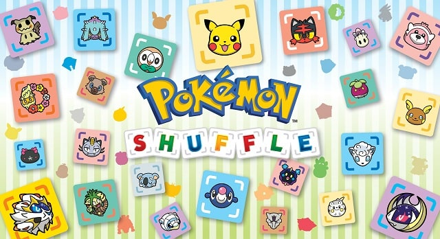 Игра Pokemon Shuffle Mobile