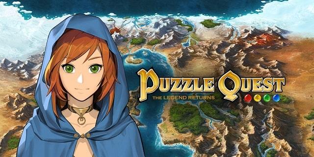 Игра Puzzle Quest