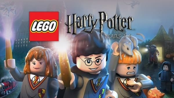 Игра Lego Harry Potter