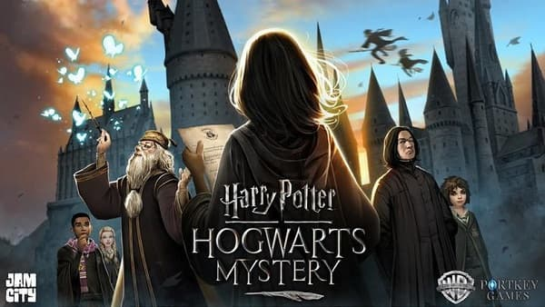 Игра Harry Potter: Hogwarts Mystery