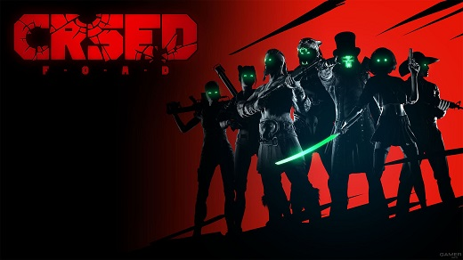 Crsed: F.O.A.D