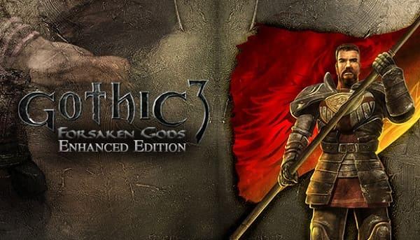 RPG игра Gothic 3
