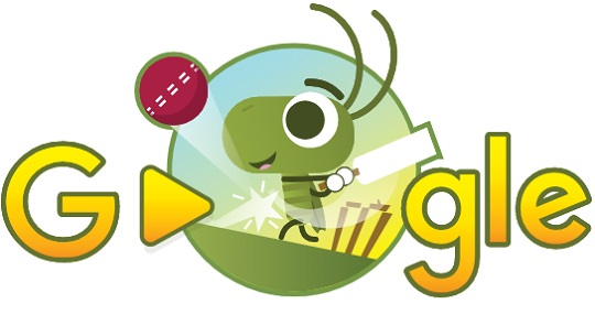 Celebrating the ICC 2017 Women's Cricket World Cup - дудл-игра от Google