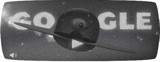 Roswell's 66th Anniversary - дудл-игра от Google