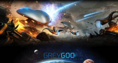 Беглый обзор стратегии Grey Goo