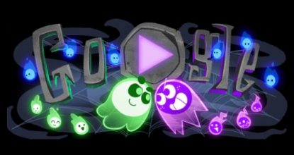 10 крутых дудл-игр от Google