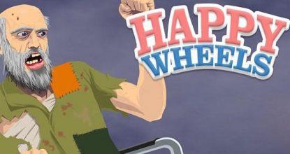 Игры похожие на Happy Wheels