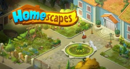 Игры похожие на Homescapes