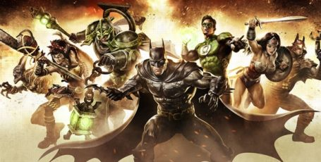 Infinite Crisis — онлайн игра в жанре MOBA с супергероями