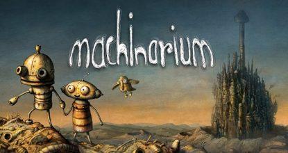 Игры похожие на Machinarium (Машинариум)