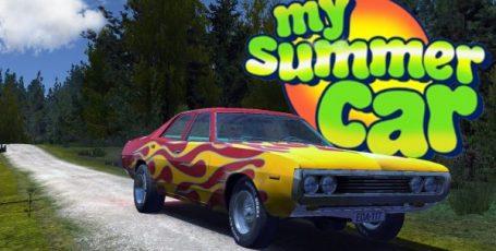 Игры похожие на My Summer Car