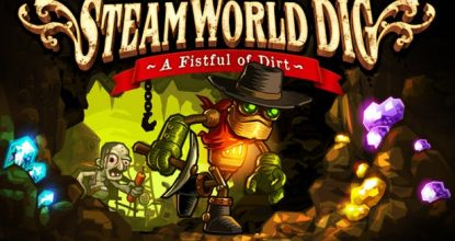 Игры похожие на Steamworld Dig