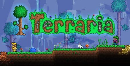 Игры похожие на Terraria