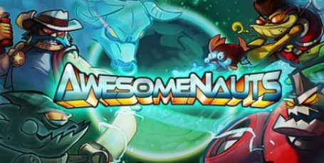 Беглый обзор игры Awesomenauts