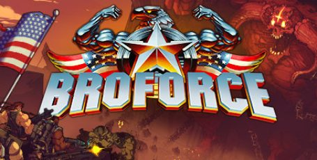 Broforce — шутеры с 2D графикой снова в моде