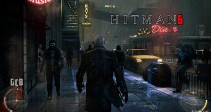 В игре Hitman 6 одно здание будет больше, чем любая из локаций в Hitman: Absolution