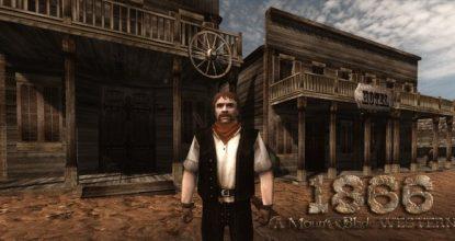 Описание модификации Mount & Blade: Western 1866
