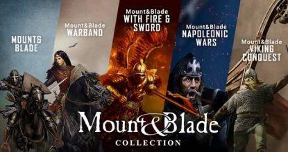 Игры похожие на Mount & Blade