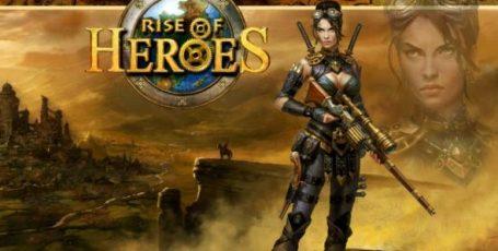 Браузерная стратегия Rise of Heroes