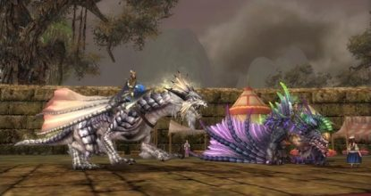 World of Dragons – MMORPG, которая в буквальном смысле наполнена драконами самых разных видов